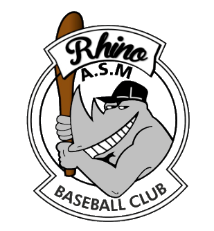 Logo Rhinos Baseball Club AS Magenta